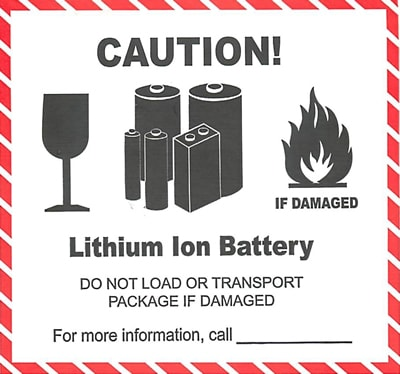 iata guidelines shipping lithium batteries